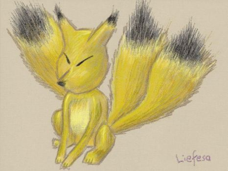 Request - Keaton by Liefesa