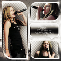 +Photopack png de Avril L. by MarEditions1