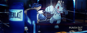 Pokemon gym fight signature by SolidMetal