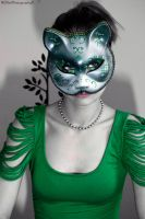 The Green Kitty 2 by Broken-Starr-Child