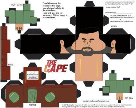 The Cape2: Ruvi Cubee by TheFlyingDachshund