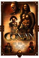 Conan Movie Poster by Kmadden2004