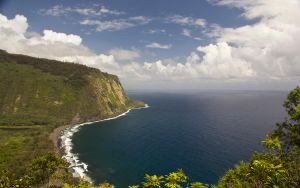 Waipio Valley by druinfly
