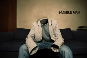 Invisible Man by GoGaeta