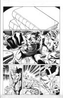 Monster Sized Hulk page 1 by BroHawk