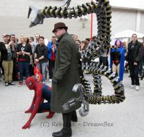MCM - Spidey and Doc Oc by DreamBex