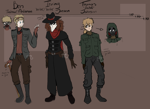 ref of the dudes by Lakorvin
