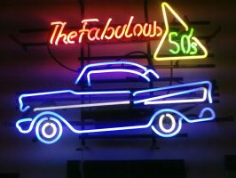 The Fabulous 50's by No-SweetToday