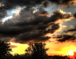 Sky HDR by BloodyMinded6