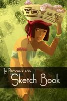 Sketch Book cover by Pechan