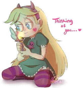 Star butterfly... by Patrial
