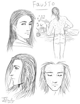Fausto charactersheet (pretty like daddy) by Destinyfall
