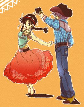 Dancin' West! by TxPSupporter