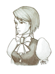 Day 245: Franziska by Kitty-xx
