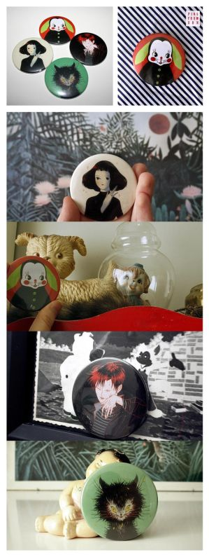 PINS FROM XUH by xuh