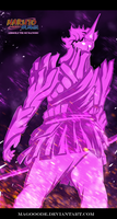 Absolute Susanoo by Magooode