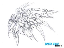 Baya Biru by dlredscorpion