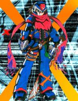 Rockman X Reloaded: X - mgx0 by Megaman-X-Community