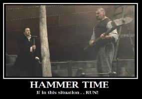 Hammer Time by EllenorMererid
