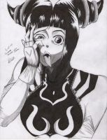juri insane face by hinomotoani
