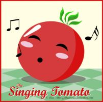 The singing tomato by Kheenaria