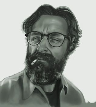 Marc Maron by evilengine9