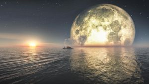 Moonrise by YongL