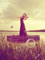 The Violinist by chethmanmo