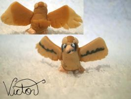 16 Pidgey by VictorCustomizer