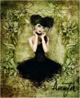 Dark Ballerina by Anemyah