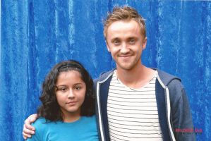 Me and TOM FELTON by tdi-luver4ever