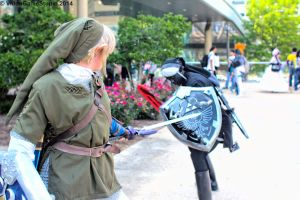 Otakon 2014 - Twilight Princess(PS) 06 by VideoGameStupid