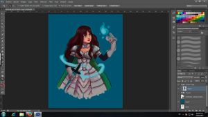 Working ON by nilluss