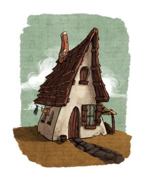 Jack's house by Pencilbox889