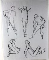 More Gestures by Crackinthewall