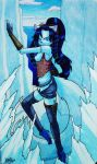 At the mercy of ice by Silena-Chaos
