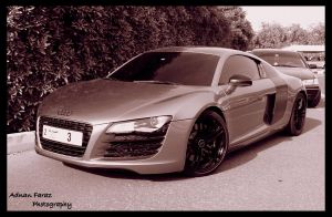 Audi R8 by JuiceMonkey610