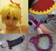 Chrono Cross - Kid - project by M00-chan