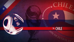 Chile WC2010 Wallpaper by Yabbus23
