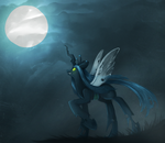 Queen Changeling by Opheleus