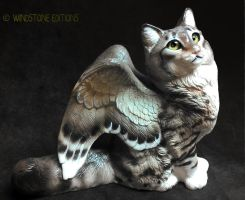 This is the paint-your -own Long Haired Flapcat by Reptangle