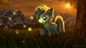 Lyra Heartstrings by indexpony
