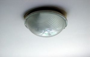 Ceiling light by Secretlondon