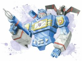 Transformers: Soundwave by JAWart728