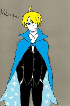 Vandos *vendetto freeze angel counterpart* by jacksonjekyell55