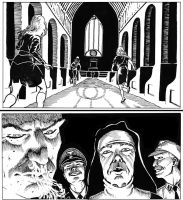 'The Sisters vs SS Gestapo Nuns' preview by Moriadat