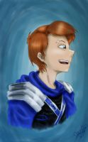 Ninjago - Jay by BubblesRRJ