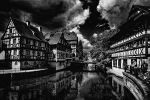 Petite France by cahilus