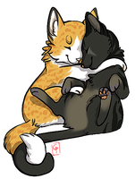 Gift : S.S. Snuggles by GeneralPanic