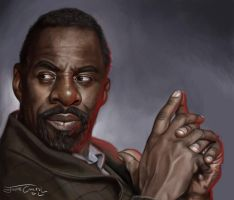 LUTHER by JaumeCullell
